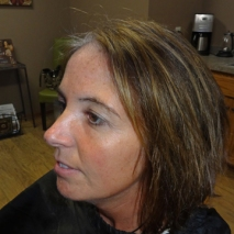 Hair straightening at JT Techniques