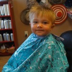 Children's haircuts at JT Techniques in New Prague
