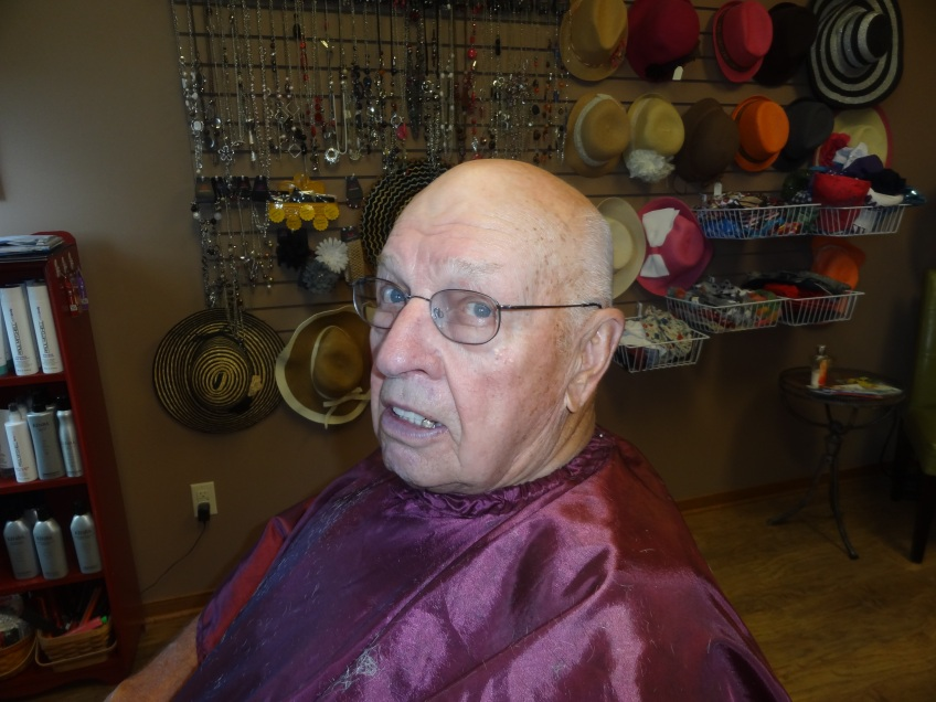 Men's specialty haircuts at JT Techniques in New Prague